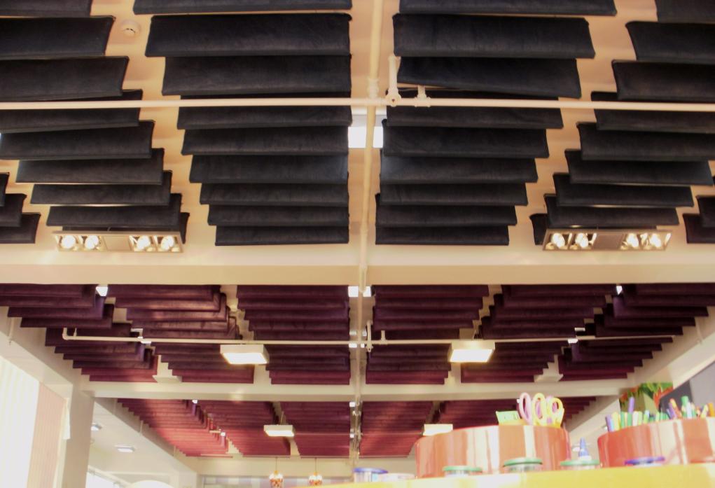 Aislamiento acustico techos cool with aislamiento - Materiales aislantes acusticos ...